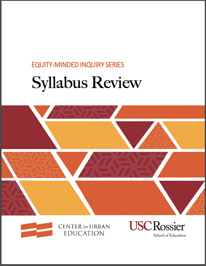 Syllabus review guide